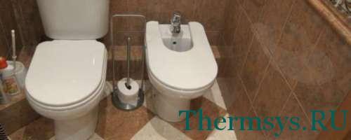 Сантехника для туалета небольшого размера