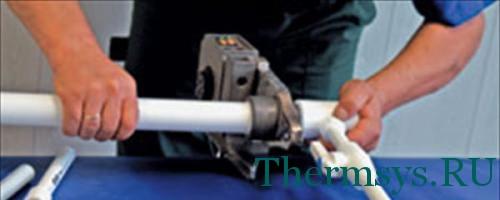 Монтаж труб отопления своими руками
