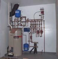 Химическая промывка системы отопления