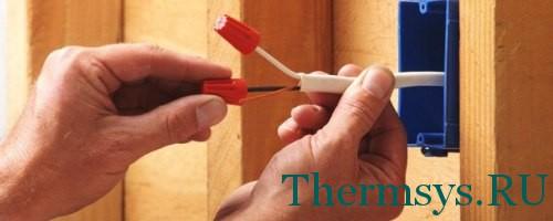 Замена электропроводки в квартире или доме