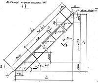 Этапы конструирования металлической лестницы