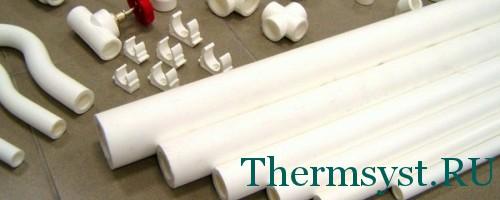 Металлопластиковые трубы для систем отопления