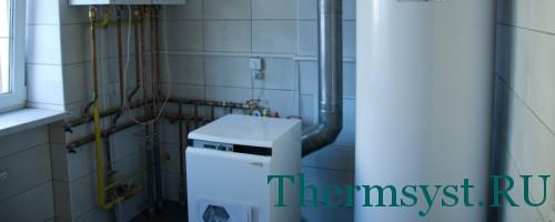 Котел для отопления частного дома