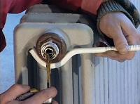 Правила монтажа радиаторов отопления