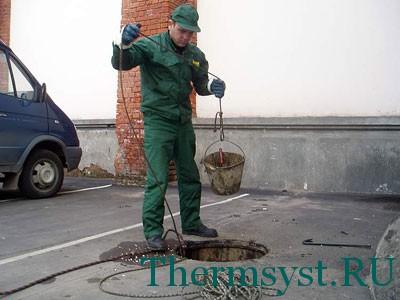 Как можно откачать канализацию?