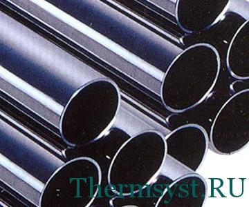 Преимущества металлических трубПреимущества металлических труб
