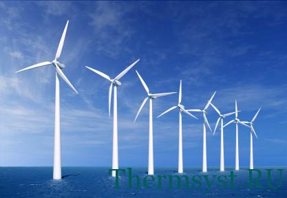 Ветровые электростанции для дома