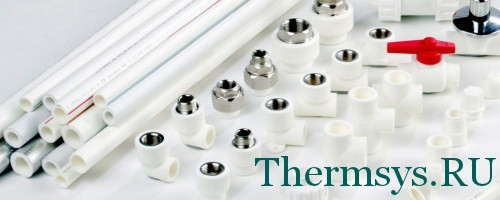 Полипропиленовые трубы для отопления: отзывы, характеристики