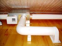 Естественная или механическая вентиляция