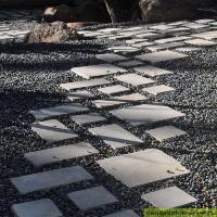 Садовые дорожки имитирующие природный камень